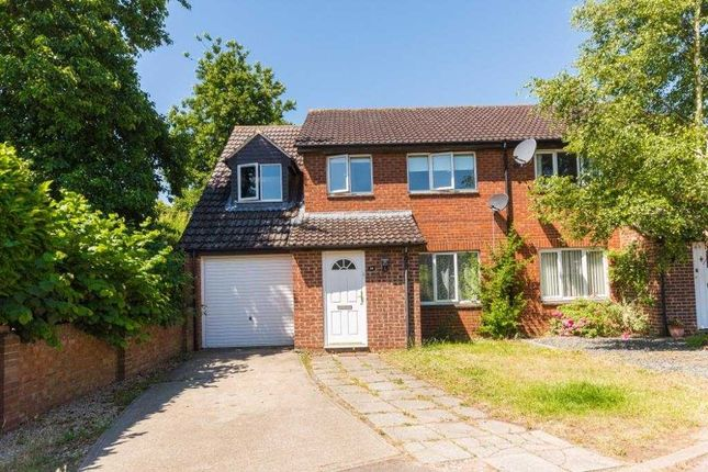 Thumbnail Semi-detached house to rent in Norris Close, Abingdon