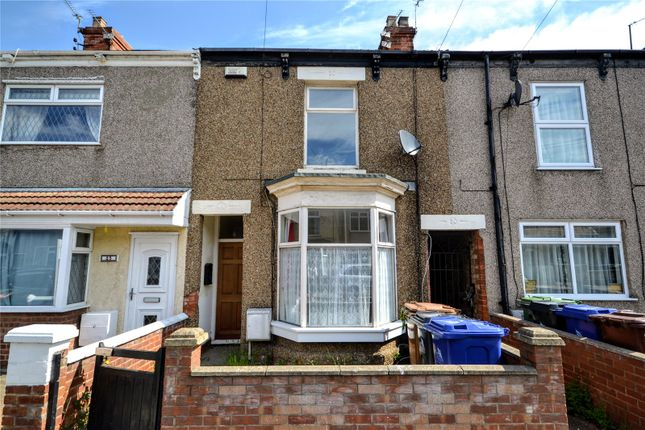2 bed terraced house for sale in Freeston Street, Cleethorpes DN35