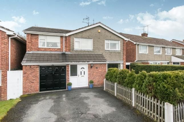 Thumbnail Detached house for sale in Lowerfield Road, Westminster Park, Chester, Cheshire