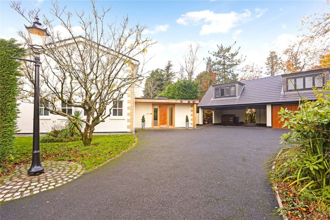 Thumbnail Detached house for sale in Hollies Lane, Wilmslow, Cheshire
