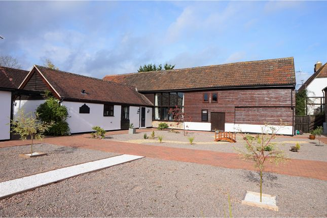 Thumbnail Detached house for sale in Barbers Bridge, Rudford, Gloucester