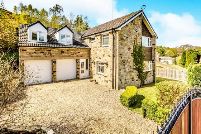 Thumbnail Detached house for sale in Upper Clough, Linthwaite, Huddersfield, West Yorkshire