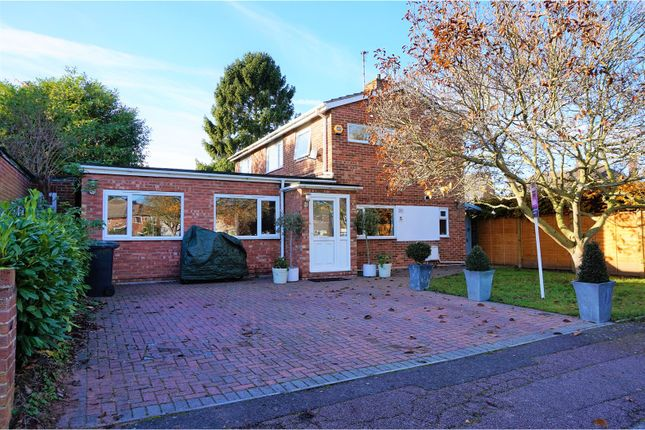 4 bed detached house for sale in Redfern Close, Cambridge