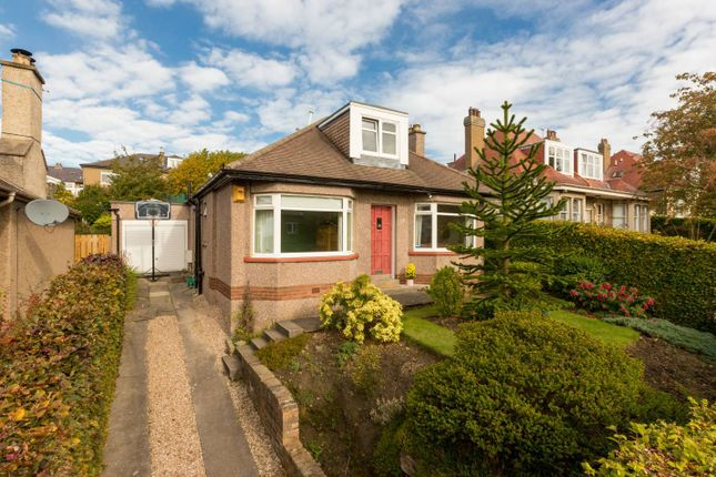 Thumbnail Detached bungalow for sale in 23A Old Kirk Road, Corstorphine