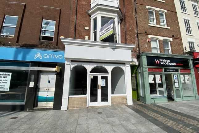 Thumbnail Retail premises for sale in For Sale, 110, High Street, Stockton On Tees