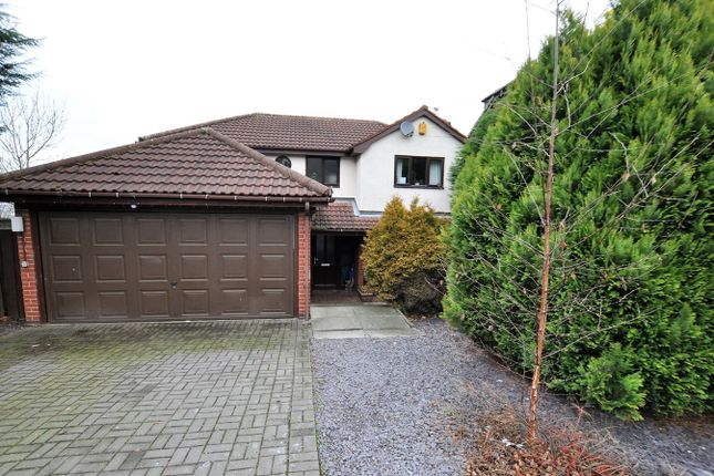 Thumbnail Detached house for sale in Leander Rise, Burton-On-Trent
