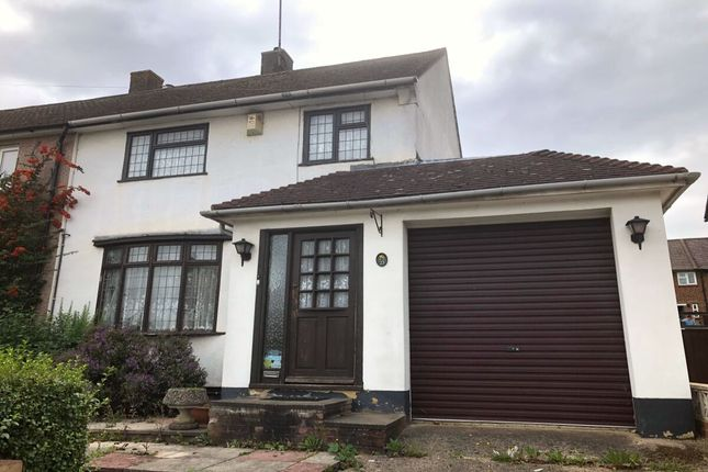 Thumbnail Semi-detached house for sale in Curtismill Way, Orpington
