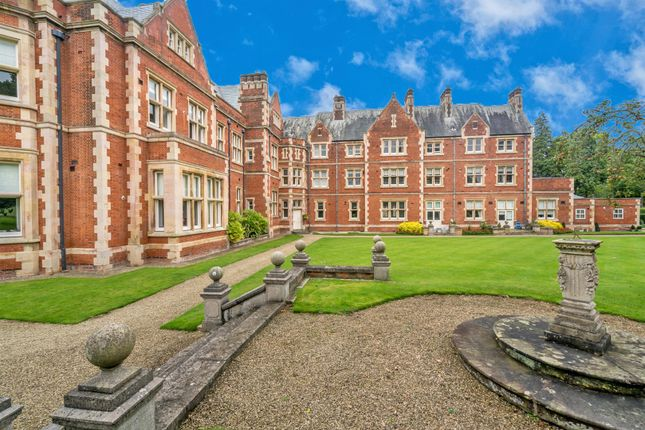 Thumbnail Flat for sale in East Wing, Caldecote Hall, Caldecote Hall Drive