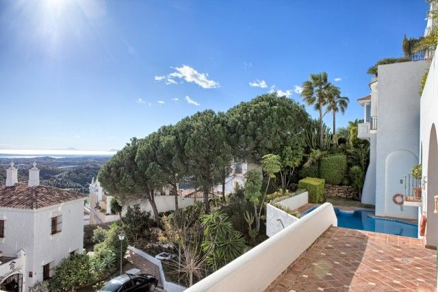 Pool And View of Spain, Málaga, Marbella, La Heredia