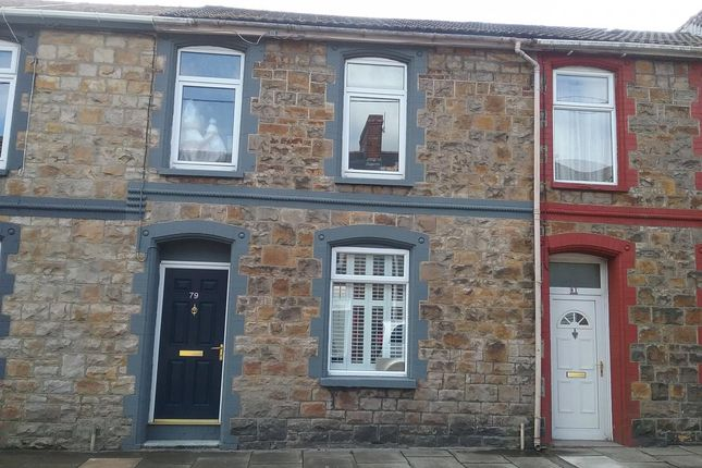 Thumbnail Terraced house for sale in Mount Pleasant Road, Ebbw Vale