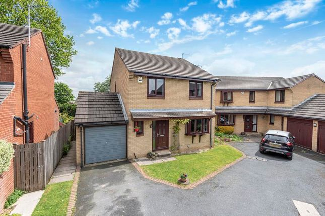 Thumbnail Detached house for sale in Wayland Close, Leeds, West Yorkshire