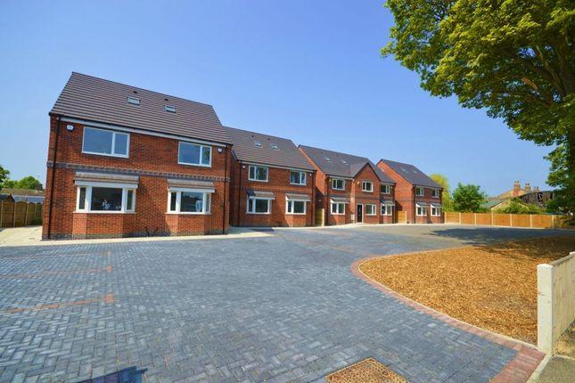 Thumbnail Semi-detached house for sale in Marlborough Road, Askern, Doncaster