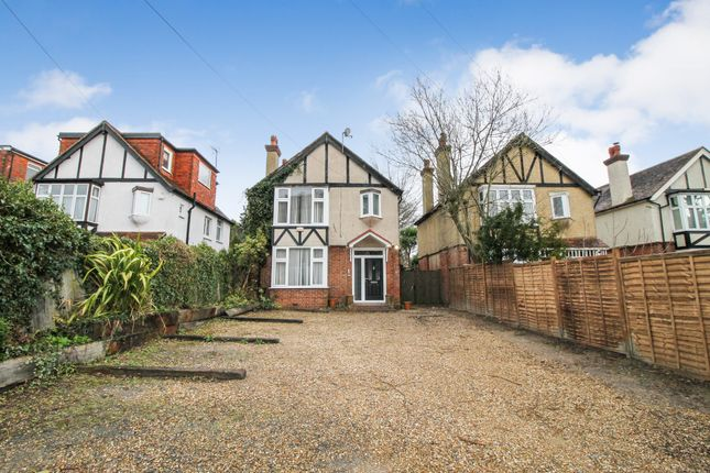 Thumbnail Detached house to rent in Farnborough Road, Farnborough, Hampshire