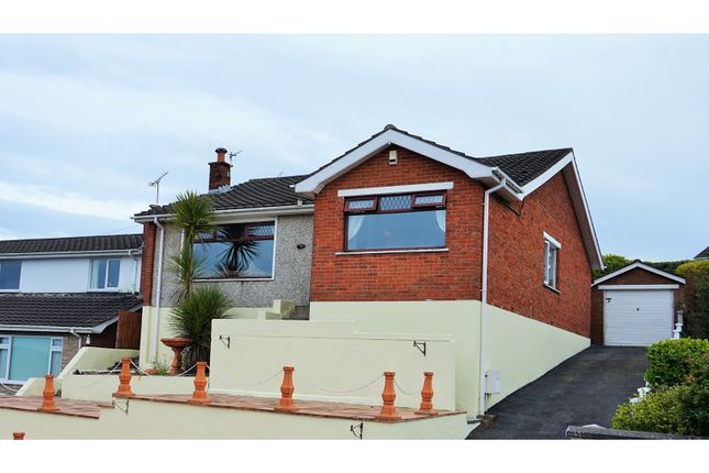 Thumbnail Detached bungalow for sale in Heathermount Crescent, Comber