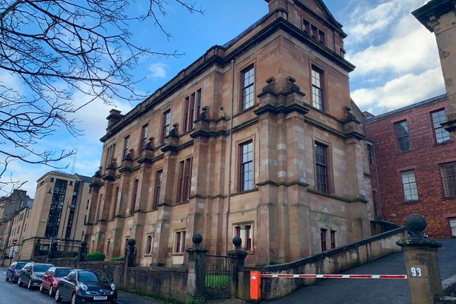 Thumbnail Flat to rent in Buccleuch Street, City Centre, Glasgow