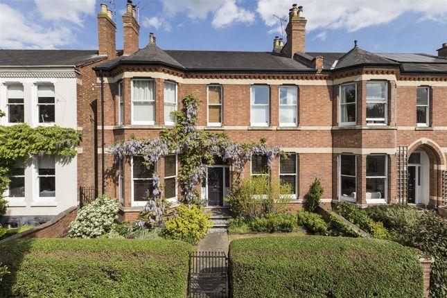 Thumbnail Semi-detached house for sale in Lillington Road, Leamington Spa
