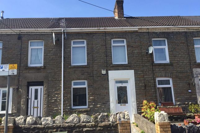 Thumbnail 3 bed terraced house to rent in High Street, Skewen, Neath