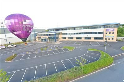 Thumbnail Office to let in Group First House, Mead Way, Padiham, Burnley
