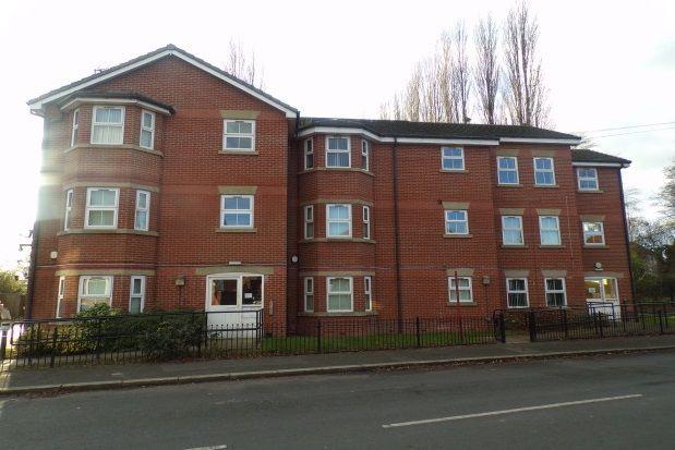 Thumbnail Flat to rent in Peel Green House, 163 Peel Green Road, Eccles