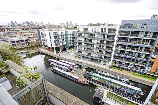 Thumbnail Flat for sale in Benyon Wharf, Haggerston
