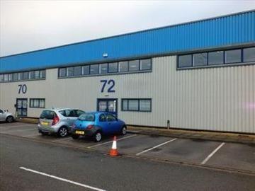 Thumbnail Light industrial to let in 74 Burners Lane, Kiln Farm, Milton Keynes