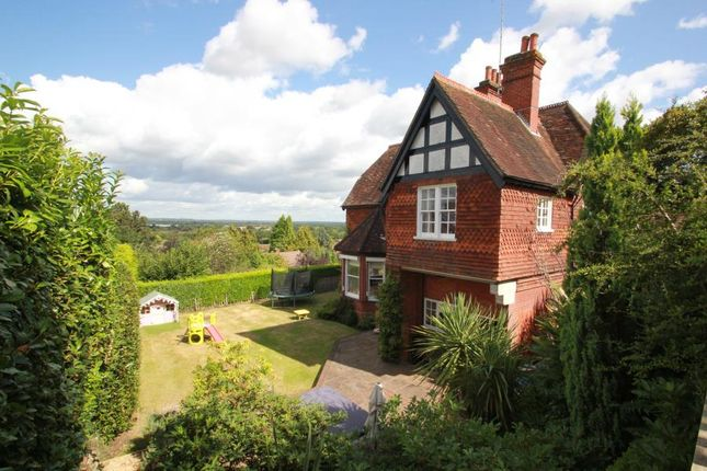 Thumbnail Detached house to rent in St. Johns Rise, Woking