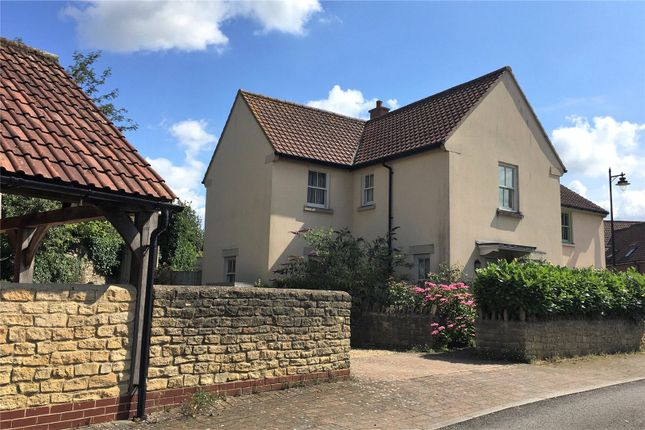 Thumbnail End terrace house for sale in The Old Brewery, Rode, Frome