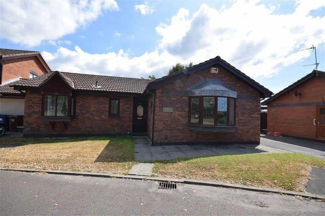 Thumbnail Detached bungalow for sale in Morland Avenue, Lostock Hall, Preston, Lancashire