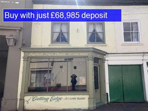 Thumbnail Commercial property for sale in St. Stephens Place, Severn Street, Bridgnorth