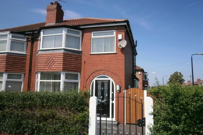 Thumbnail Semi-detached house to rent in Riddings Road, Timperley, Altrincham