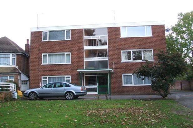 Thumbnail Flat to rent in Gravelly Hill, Erdington, Birmingham