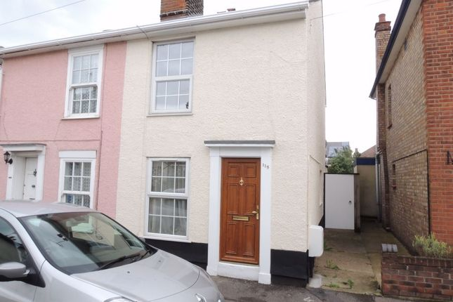 Thumbnail Semi-detached house to rent in Sydney Street, Brightlingsea, Colchester, Essex
