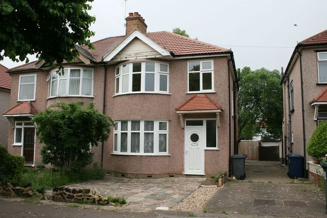 Thumbnail Semi-detached house for sale in West Way, Edgware
