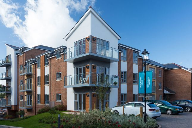 Thumbnail Flat for sale in Abercromby House, Millbrook Village, Exeter