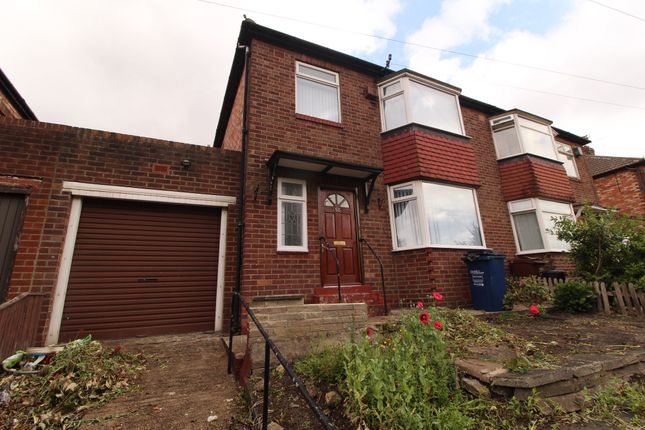 Thumbnail Semi-detached house to rent in Benwell Lane, Benwell, Newcastle Upon Tyne