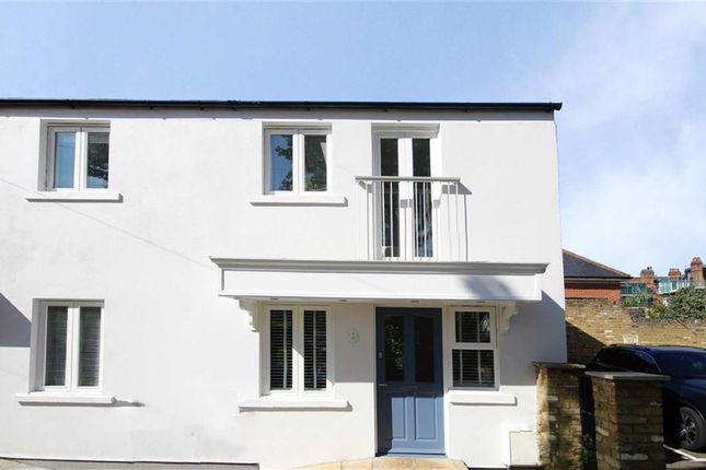 Thumbnail Semi-detached house for sale in Trinder Mews, Teddington