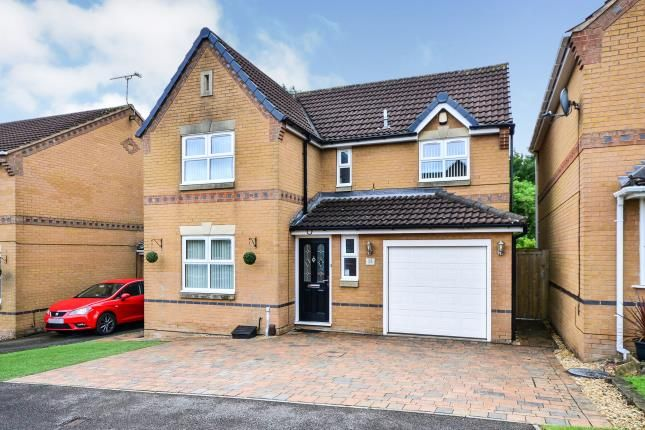 Thumbnail Detached house for sale in Grafton Close, Sutton-In-Ashfield, Nottinghamshire, Notts