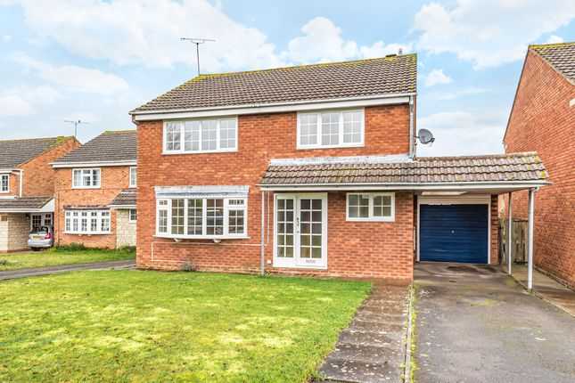 Detached house for sale in Faringdon, Oxfordshire