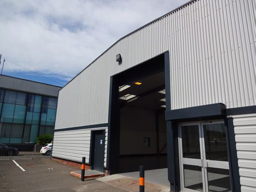 Thumbnail Industrial to let in Unit 1A, 1 Devon Place, Glasgow