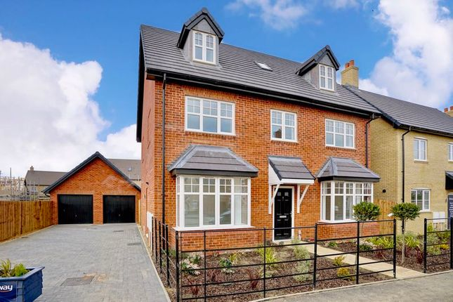 Thumbnail Detached house for sale in Farriers Way, Warboys, Cambridgeshire.