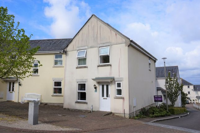 Thumbnail End terrace house for sale in Ramsey Gardens, Plymouth