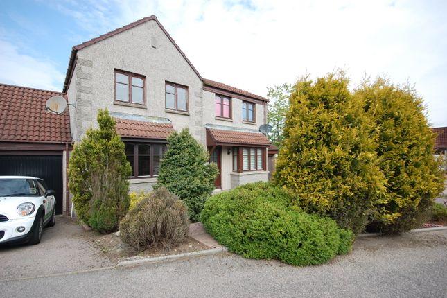 Thumbnail Semi-detached house to rent in Clova Park, Kingswells, Aberdeen
