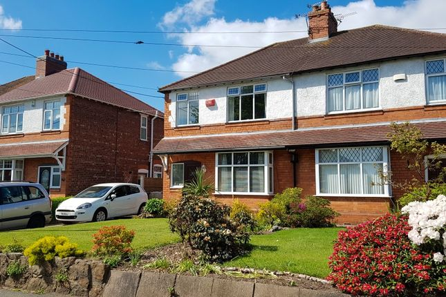 Thumbnail Semi-detached house to rent in Colleys Lane, Willaston, Nantwich
