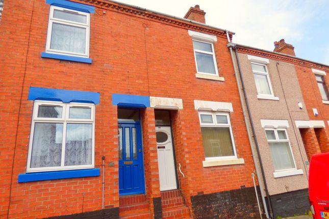 Thumbnail Terraced house to rent in Lynam Street, Penkhull, Stoke-On-Trent