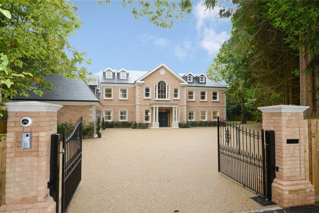 Thumbnail Detached house for sale in Onslow Road, Hersham, Walton-On-Thames, Surrey