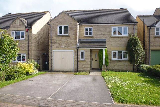 Thumbnail Detached house to rent in Hollin Moor View, Thurgoland, Sheffield