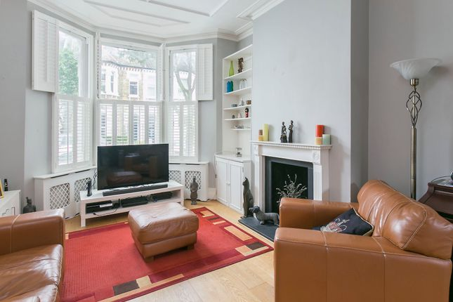 Thumbnail Terraced house to rent in Stormont Road, Battersea, London