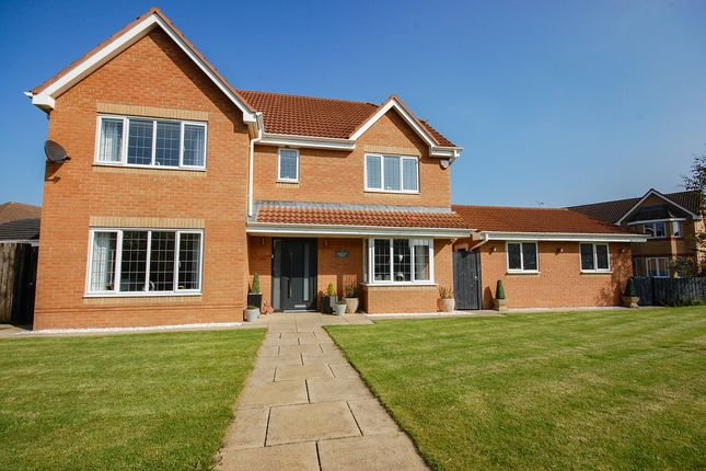 Thumbnail Detached house for sale in Bowland Road, Skelton