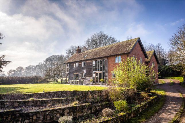 Thumbnail Property for sale in Houghton, Stockbridge, Hampshire