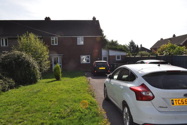 Thumbnail Semi-detached house to rent in Manor Road, Lydney, Glos